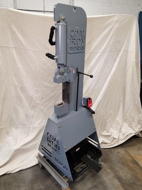 American Hydraulic Forging Press