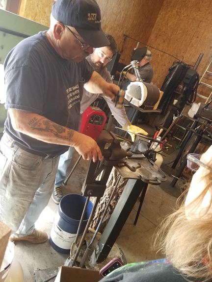 knife making class