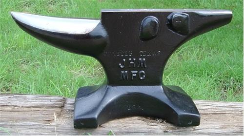JHM 90 lb Farrier Anvil